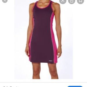 Patagonia All Weather Trail  Racerback Dress Sz S